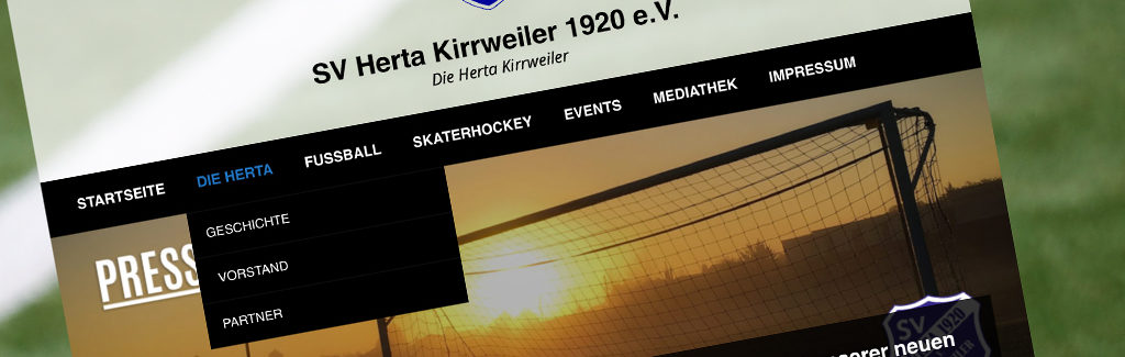 Neue Homepage nun online!
