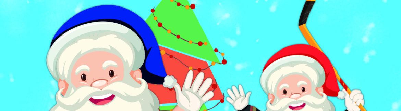 Frohe Weihnachten und einen guten Rutsch ins neue Jahr 2021