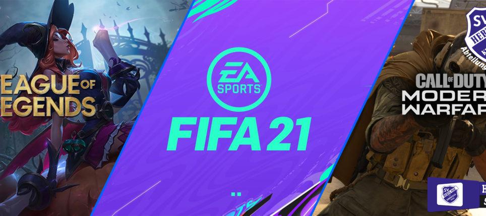 Unsere FIFA Spieler gewinnen deutlich und verdient mit 1:14 gegen Edenkoben