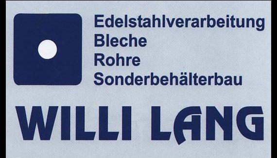 Willi Lang