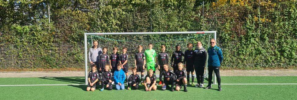 Knappe Niederlage Pokalspiel D – Jugend