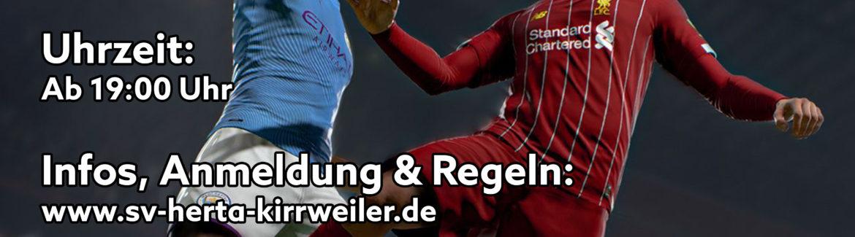 Internes FIFA21-Turnier